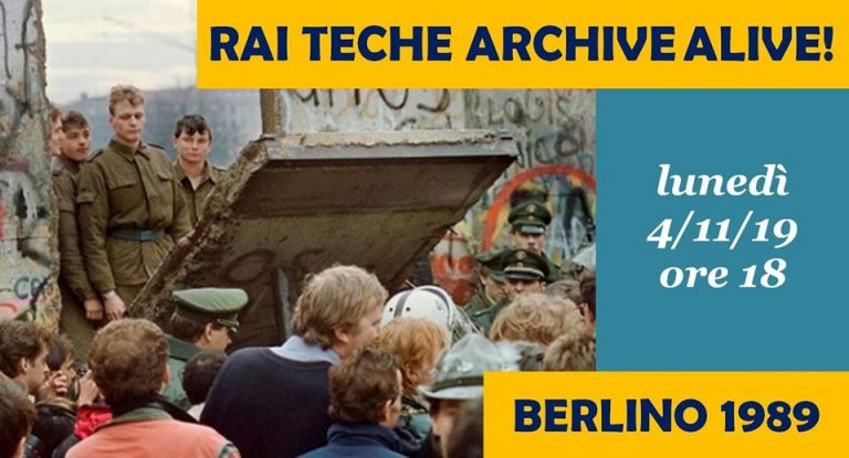 Rai Teche Archive Alive